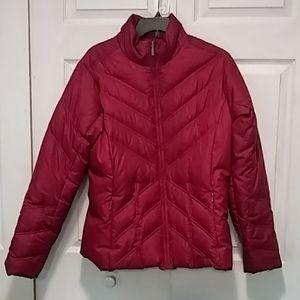 Eddie Bauer Premium Goose Down Winter Jacket Large